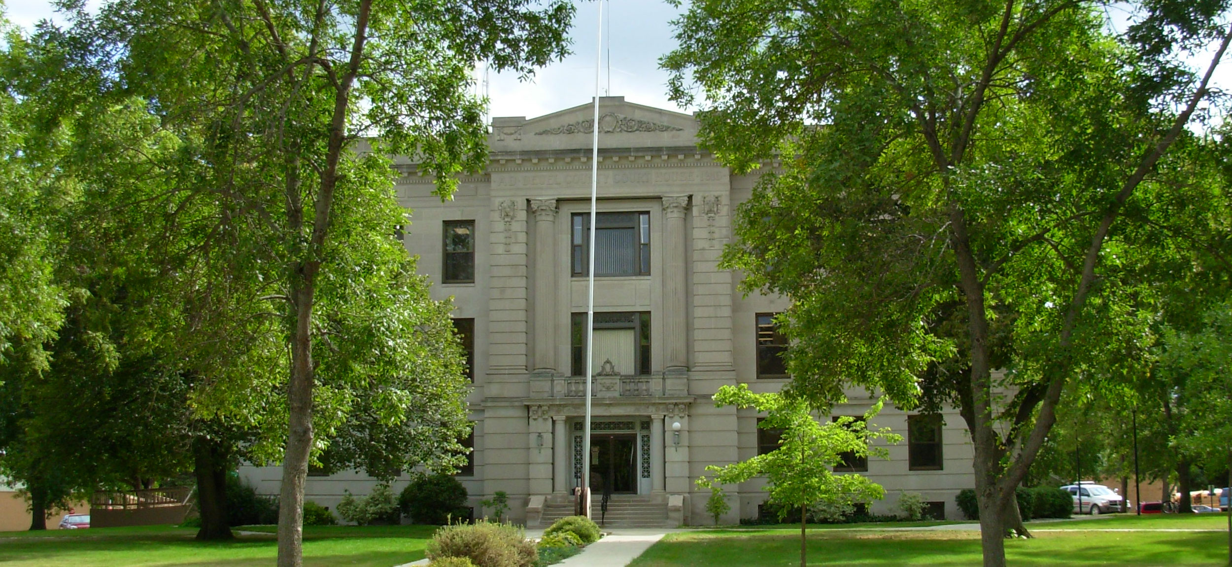 Deuel County Courthouse