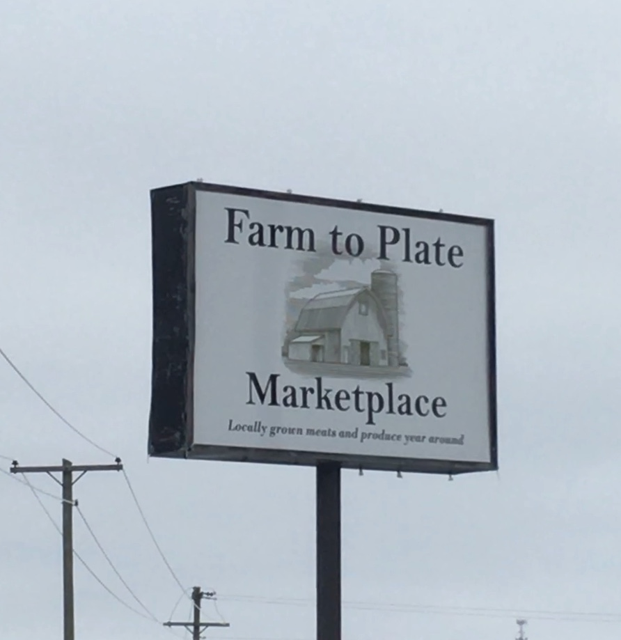 Farm to Plate Market Place Photo