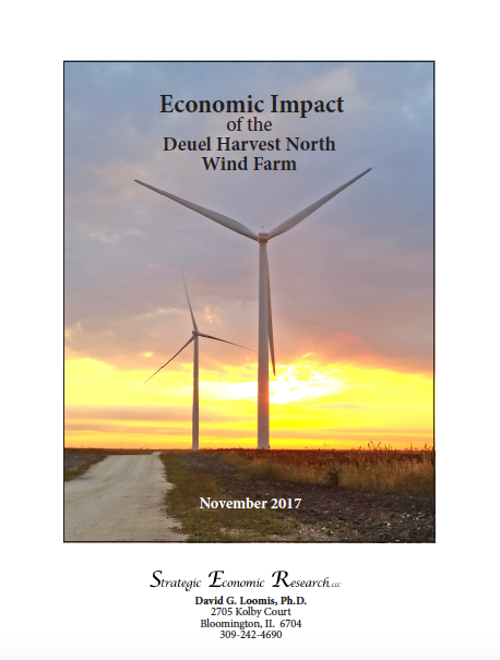 Thumbnail Image For Deuel County North Final Impact Study - Click Here To See