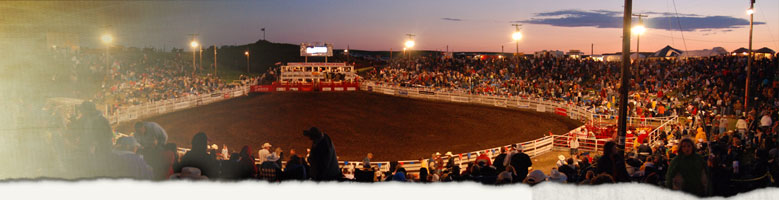 America's Most Natural Rodeo Bowl
